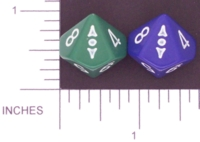 Dice : D10 OPAQUE ROUNDED SOLID IMMORTALS 02