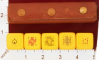 Dice : MINT27 UNKNOWN POKER LARGE 01