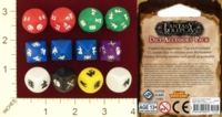 Dice : MINT21 GAMES WORKSHOP WARHAMMER FANTASY ROLEPLAY DICE ACCESSORY PACK