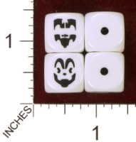 Dice : MINT35 CATMONKEY INSANE CLOWN POSSE ICP