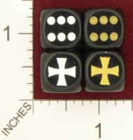 Dice : MINT24 JSPASSNTHRU IRON CROSS 01