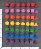 Dice : MINT59 ZUCATI PERFECT PLASTIC FIRST TUMBLE 01