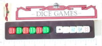 Dice : MINT4 36 HOUSE OF MARBLES
