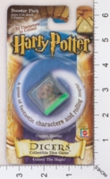 Dice : MINT17 MATTEL HARRY POTTER DICERS GARDEN GNOME 01