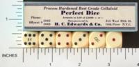 Dice : MINT1 HC EDWARDS 03
