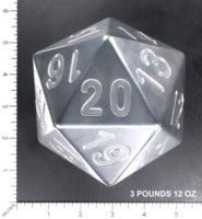 Dice : MINT55 ZUCATI D20 100MM