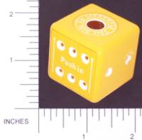 Dice : MINT8 D6 LIGHTER DIE 02
