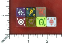 Dice : MINT53 WIZKIDS DICE MASTERS MARVEL DEADPOOL VILLIANS