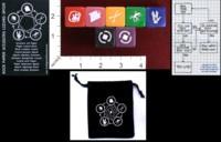 Dice : MINT34 BOARDWORKS GAMES ROCK PAPER SCISSORS LIZARD SPOCK 02