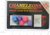 Dice : DUPS03 ARMORY CHAMELEONS 7100