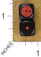Dice : MINT34 CATMONKEY ROBOCOP OCP 01