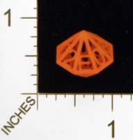 Dice : MINT25 SHAPEWAYS MCTRIVIA PIPPED HEX DIE 01