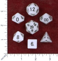 Dice : MINT47 DICE SHOP ONLINE QUARTZ WHITE