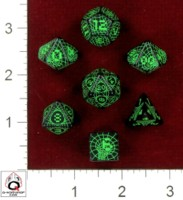 Dice : MINT38 Q WORKSHOP CUSTOM FOR MATTHEW HARRAH FUTURISTIC SCI FI