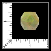 Dice : D30 OPAQUE SHARP SOLID ARMORY 03