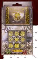 Dice : MINT32 IRONDIE BATTLE EDITION 04 YELLOW