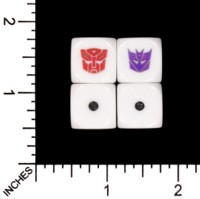 Dice : MINT58 BILL FORD TRANSFORMERS