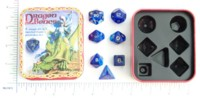 Dice : MINT2 EM4 DRAGON BONES BLUE