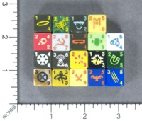 Dice : MINT58 WIZKIDS DICE MASTERS MARVEL XMEN FIRST CLASS XMEN