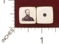 Dice : MINT29 YAK YAKS UNITED STATES OF AMERICA GENERAL WILLIAM SHERMAN 01