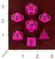 Dice : MINT41 CHESSEX 04