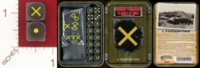 Dice : MINT19 GALE FORCE NINE FOR FLAMES OF WAR TD019 5 PANZERDIVISION