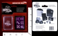 Dice : MINT34 SCS DIRECT MONSTER DICE PROTECTORS 06