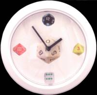 Dice : THINGS CLOCK 01