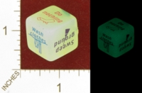 Dice : MINT26 UNKNOWN CHORE DIE 01