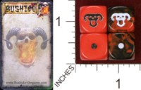 Dice : MINT34 GCT STUDIOS BUSHIDO SAVAGE WAVE 01