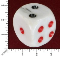 Dice : MINT45 UNKNOWN ORIENTAL MARBLE