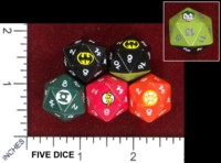 Dice : MINT50 AROC GAMING DC