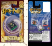 Dice : MINT20 MATTEL HARRY POTTER DICERS DOBBY 01