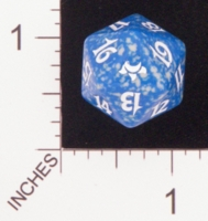 Dice : D20 OPAQUE ROUNDED SPECKLED MTG LIFE COUNTERS EVENTIDE 03