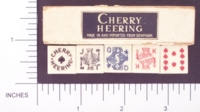 Dice : MINT1 CHERRY HEERING 01