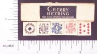 Dice : MINT1 CHERRY HEERING 01