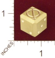 Dice : MINT21 ACE PRECISION BRASS PHI
