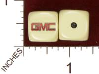 Dice : MINT29 YAK YAKS GENERAL MOTORS GMC 01