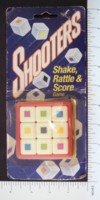 Dice : MINT9 PARKER BROTHERS SHOOTERS 01
