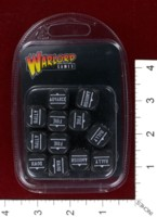 Dice : MINT39 WARLORD GAMES BOLT ACTION ORDER DICE 08