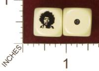 Dice : MINT32 HOMEMADE JIMI HENDRIX 01