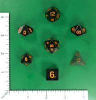 Dice : MINT57 NORSE FOUNDRY BLACK LAVA