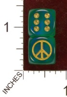 Dice : MINT35 JSPASSNTHRU PEACE