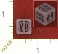 Dice : MINT26 SHAPEWAYS MEDUSA MINIATURES D PHI 01