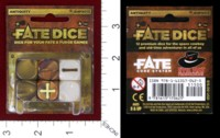 Dice : MINT38 EVIL HAT PRODUCTIONS FATE DICE ANTIQUITY