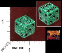 Dice : MINT35 HERO GAMES MONSTER HUNTERS INTERNATIONAL