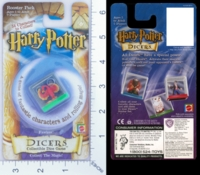 Dice : MINT17 MATTEL HARRY POTTER DICERS FAWKES 01
