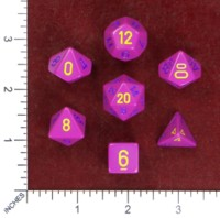Dice : MINT50 CHESSEX AMAZING DUPLICATES