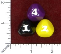 Dice : MINT47 LEO ATREIDES ROLLABLE D4