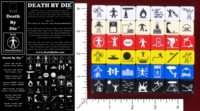 Dice : MINT46 ZUCATI DEATH BY DIE DEATH AND DISMEMBERMENT PRODUCITiON